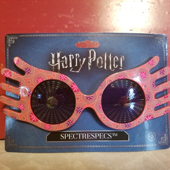 bc8f2284b4f6 Accessories | Harry Potter Luna Lovegood Spectrespecs | Poshmark